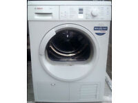 7kg load, BOSCH Exxcel Condenser Dryer For Sale--Excellent Condition, 3 MONTHS GUARANTEE!
