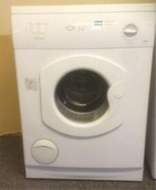 Creda Simplicity vented tumble dryer. Model T522VW