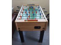 GARLANDO G500 FOOTBALL TABLE