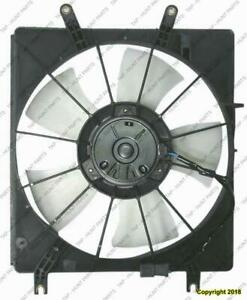Radiator Cooling Fan Assembly Acura TL 2004-2006