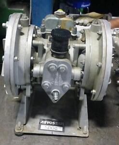 WARREN ST1-A (DVG-2-SS) Pompe à diaphragme usagée *AEVOS*