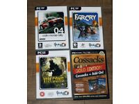 4 PC-DVD games