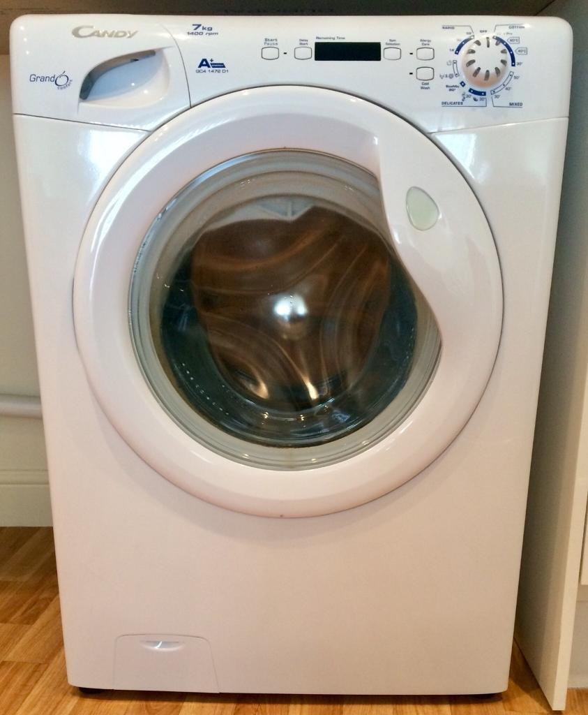 Candy 7KG 1400 Washing Machine ** fantastic condition **
