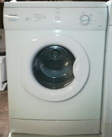 HOTPOINT 5KG VENTED TUMBLE DRYER IN GOOD WORKING ORDER