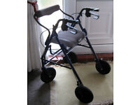 FREE SPIRIT ERGO PLUS DUO ROLLATOR offers considerd
