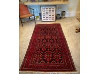 REDUCED! Gorgeous Antique Baluch Rug