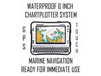 Atlantic MARINE NAVIGATION systems with charts - 5 to 15 inches