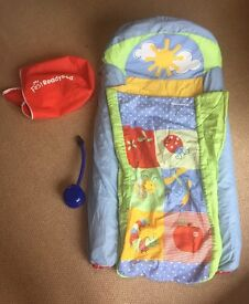 Childs blow up/ air bed
