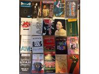 35 Cassette Single Job Lot Bundle Cassingle Blur Manic Street Preachers Jason Donovan