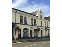 3 First Floor Flats For Sale on Herbert Street in Pontardawe, Swansea