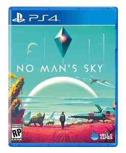 No Mans Sky PS4 for sale or trade