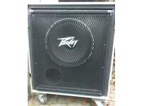 Peavey bass loud speakers