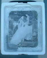 Crystal Picture Frame - Wedding Gift, 8x10