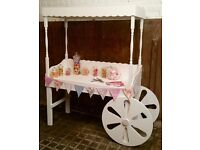 Candy Cart Hire for Weddings, Parties and any special occasion