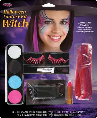 Glamour Fantasy Hexe Make-Up Kit