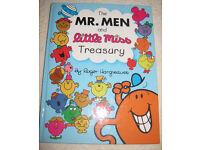 Hardback Book - The Mr. Men & Little Miss Treasury