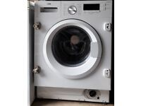 Logik integrated washing machine only had 6 months use