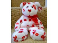 TY BEANIE BUDDY COLLECTABLE - SMOOCH