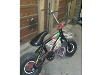 Mini rocker 2 bike