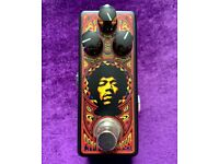 Dunlop Jimi Hendrix '69 Band of Gypsys Mini Fuzz Pedal