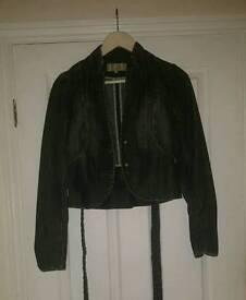 BRAND NEW - FCUK -Dark Denim Jacket