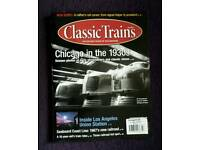 Classic Trains US IMPORT - Chicago in the 1930s