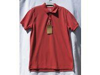 New - Mens small polo shirt