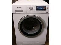 All in 1: SIEMENS IQ500 Washer(7kg)+Dryer(4kg) For Sale--RPR £630!!!