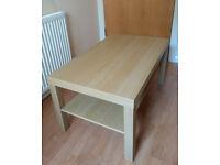 Ikea Coffee Table Lack Oak effect