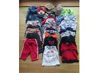 Boys clothes aged 6-12 months