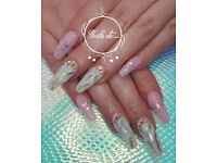 Adele @ Nails etc... Mobile Nail Technician & Beautician, Fully Qualified, Insured & Experienced!