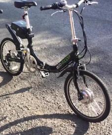 Electric bike viking eco stepper