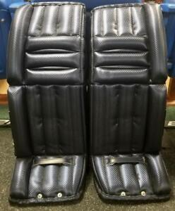 Brand New Custom Vintages Hockey Goalie Pads