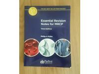 Essential notes for revision MRCP