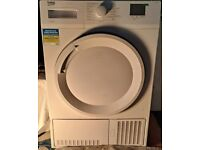 Biko 10 kg condenser tumble dryer hardly used
