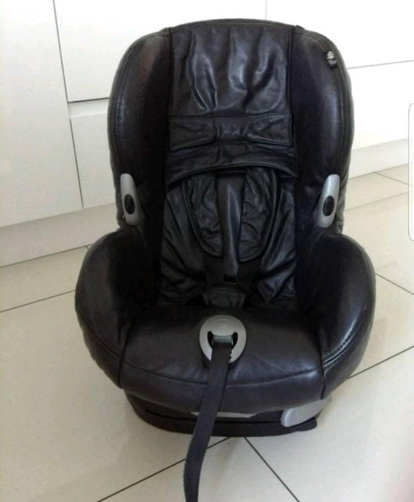 Maxi Cosi Leather Priori Baby Car Seat 0