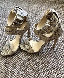 New Ladies high heels sandals