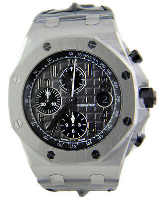 $19900.00 - Audemars Piguet Royal Oak Offshore Stainless 42mm Grey Themes 26470st