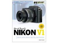 David Busch's Nikon V1 Guide to Digital Movie and Still - David Busch Excellent Condition