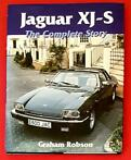 Jaguar XJ-S The Complete Story, Jaguar XJS