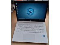 HP Laptop, Intel core i3 6th Gen Processor, 256GB SSD HDD, 8GB Ram