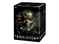 Terminator Salvation Special Edition T600 Skull Box [Blu-ray] [2009] [Region Free]