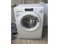 FREE DELIVERY Candy 8KG, A+++ energy rated, 1500spin washing machine WARRANTY