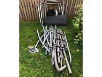 Free scrap metal (old climing frame)