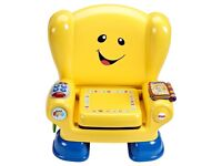 Fisher price laugh 'n' learn chair