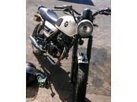 125cc motorbike, swap sale,,