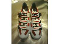 B'twin Road 9 shoe size 9.5
