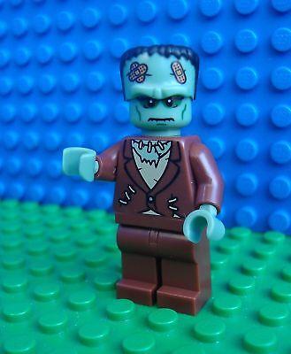 Lego Frankenstein Monster Halloween minifig City 8804 Minifigures Series 4