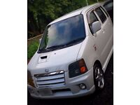 Suzuki Wagon R Version V 660cc Turbo JDM Kei
