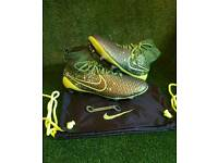 Nike magista Obra SG Citron size 9
